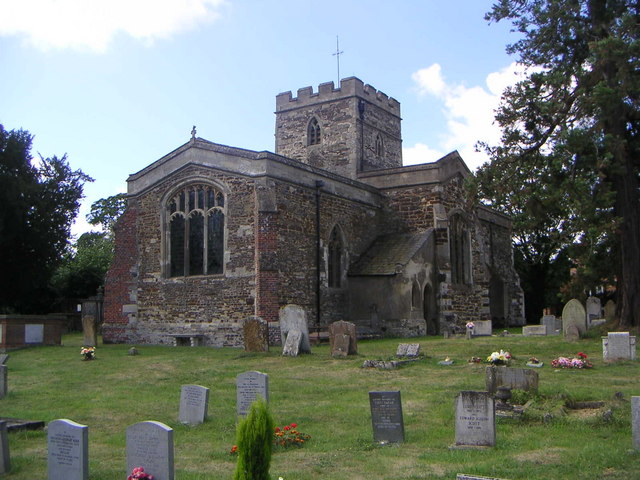 St Luke's Church, Stoke Hammond