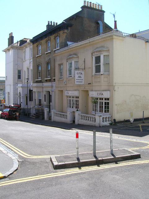 Codrington House, Hampden Place