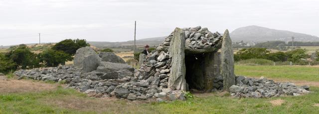 Trefignath Burial Chamber, Holyhead