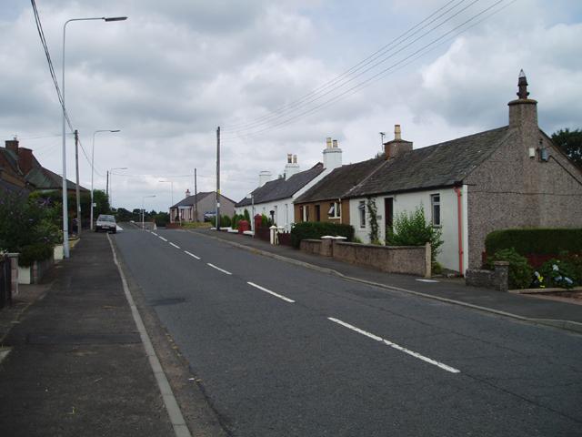 Collin, Dumfriesshire