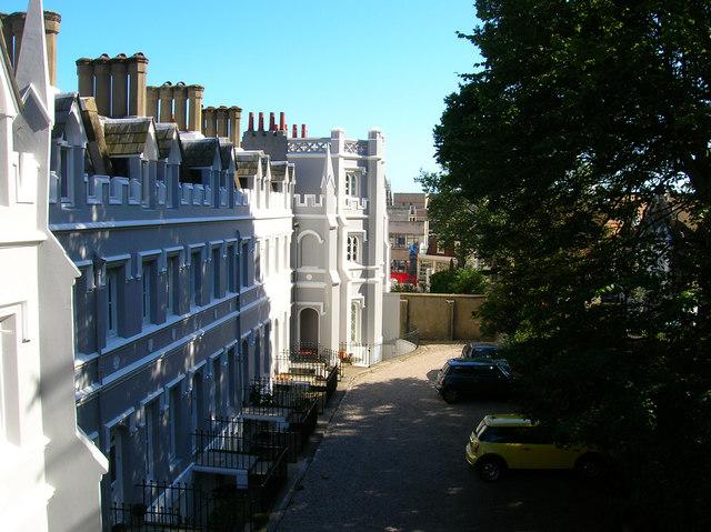 Wykeham Terrace