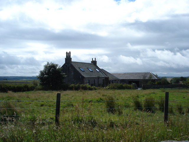 Jawcraig Farm, Slamannan near Falkirk