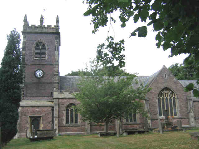 St Leonard's church, Warmingham