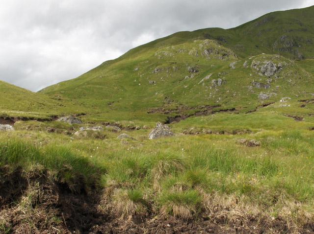 South ridge, An Socach