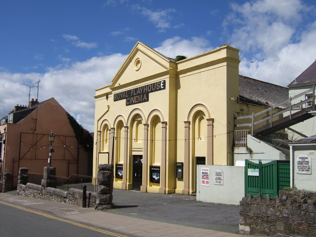 Royal Playhouse Cinema, Tenby