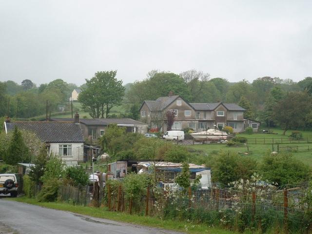 Near Llangewydd Court Farm