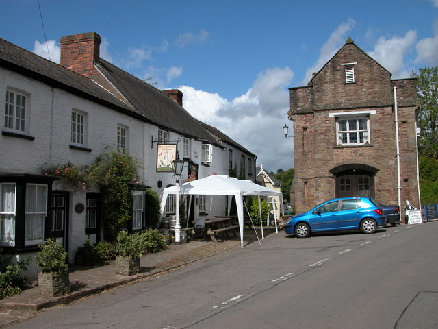 The Angel Inn, Grosmont