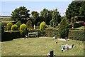 SW8253 : Pets Cemetery by Tony Atkin