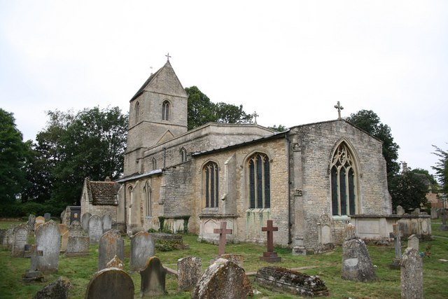 All Saints' church, Tinwell