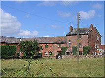 SJ5266 : Manor Farm, Nr Kelsall by Alan Godfree