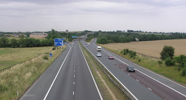 Junction 59 A1(M)