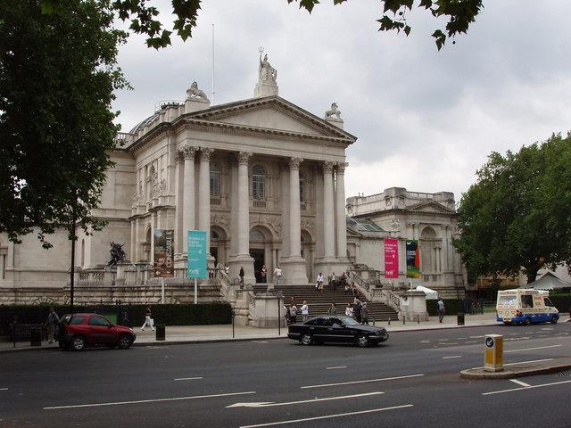 Tate britain millbank london david hawgood geograph for Tate gallery di londra