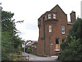 SJ3178 : Rose House, The Lydiate by Peter Craine