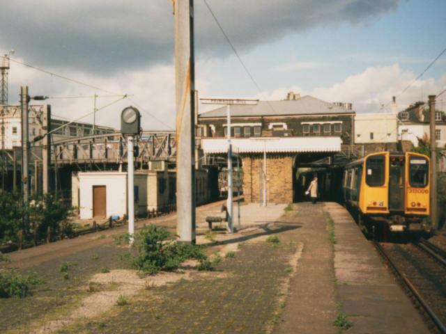 Former Primrose Hill station