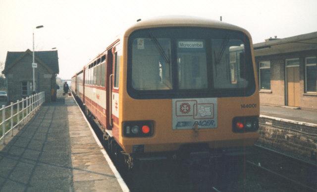 High Bentham Station