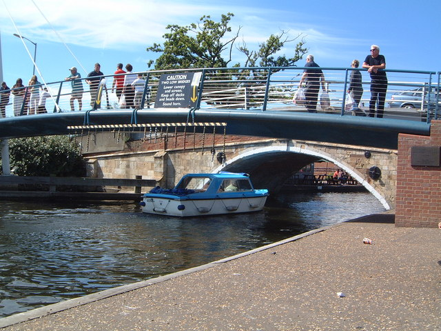 Wroxham bridges