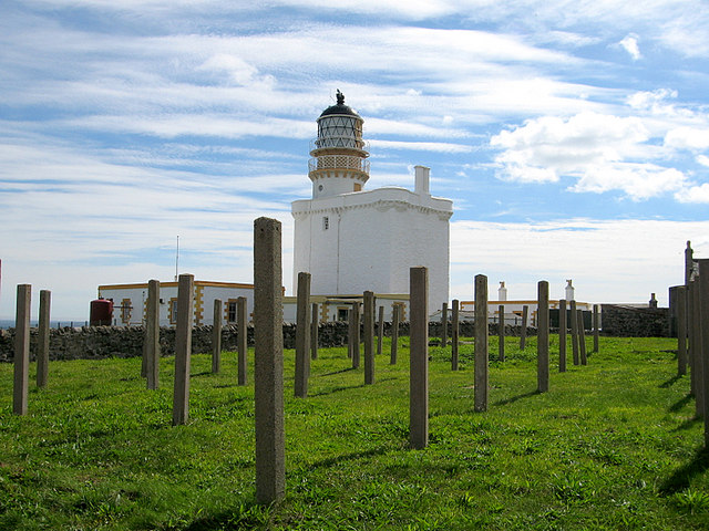 Scottish Lighthouse Museum, Fraserburgh