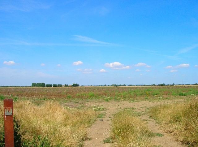 Farmland near Kemp's Hill