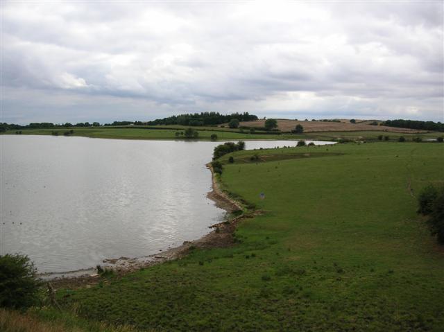 Hurworth Burn reservoir