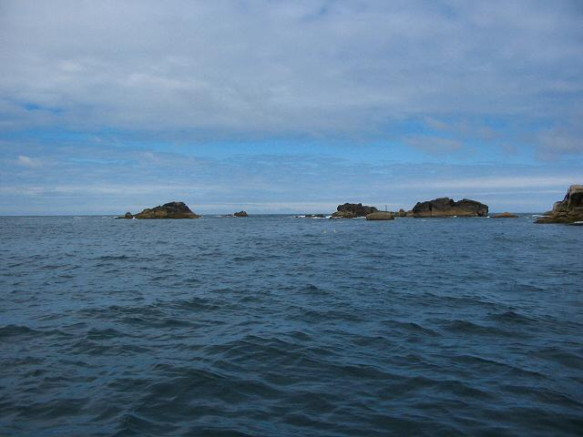 Western Rocks - Scilly