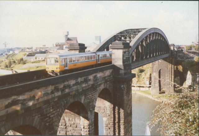 Wear Bridge (rail)