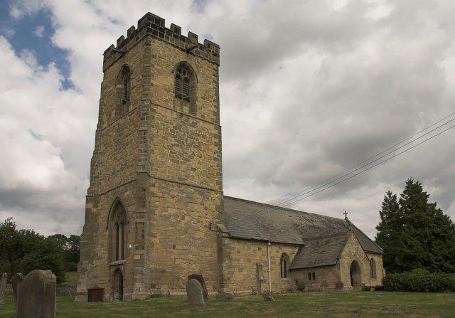 St Johns Church Allerston