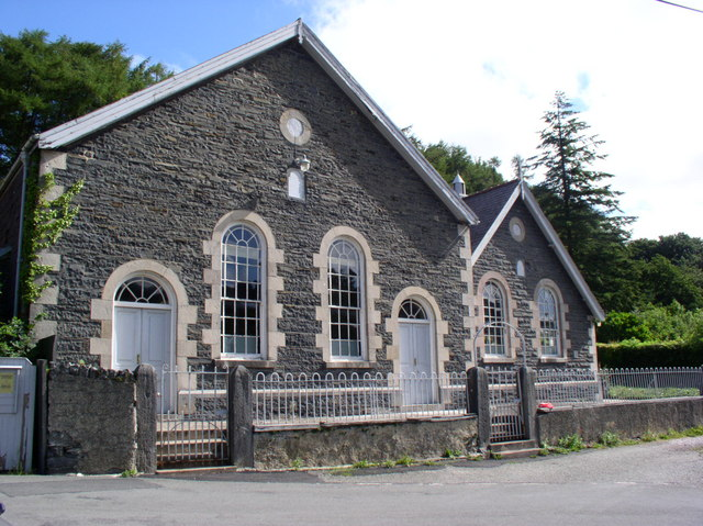 Chapel at Waen, near Nantglyn
