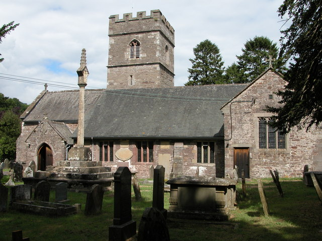 St. Teilo church, Llantilio Pertholey