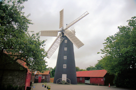 Windmill at Burgh Le Marsh