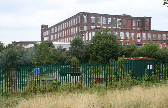 Earl Mill, Hathershaw