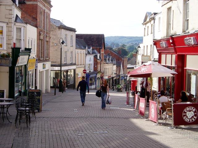 High Street, Stroud