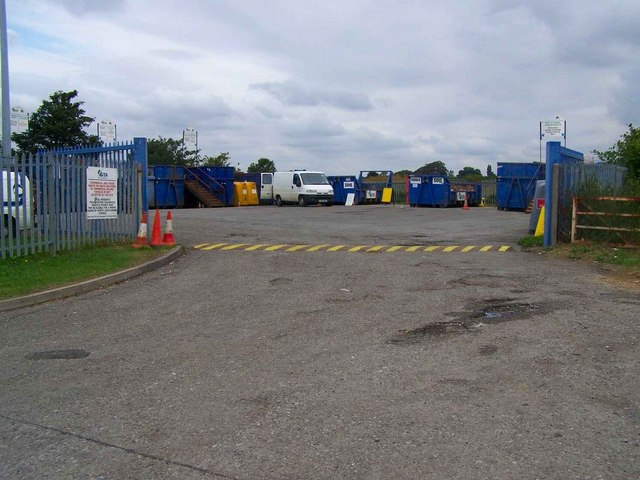 Household Refuse Site, Kirton-in-Lindsey