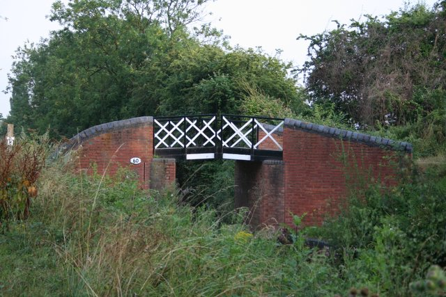Canada Bridge, Wilmcote, Stratford on Avon Canal