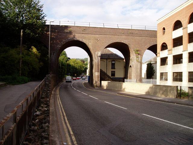 Stroud viaduct