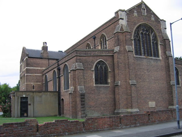 St John's church, Beachborough Road