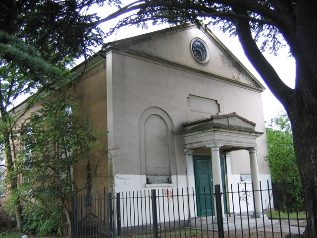 St John's hall, Bromley Road