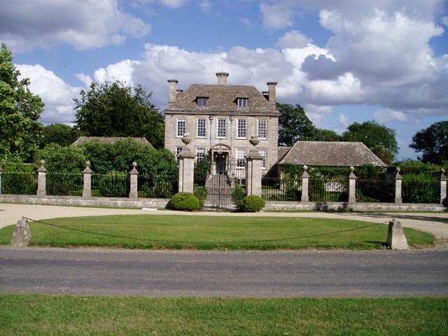 Nether Lypiatt Manor