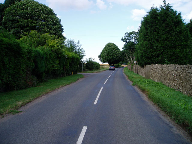 Stroud to Bisley road
