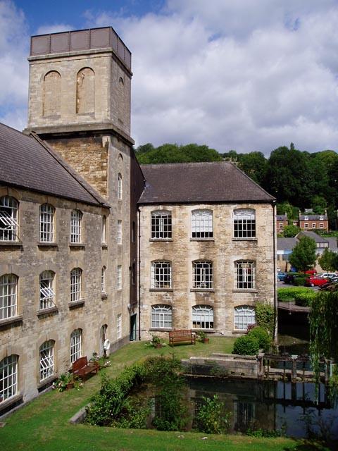 Brimscombe Mill