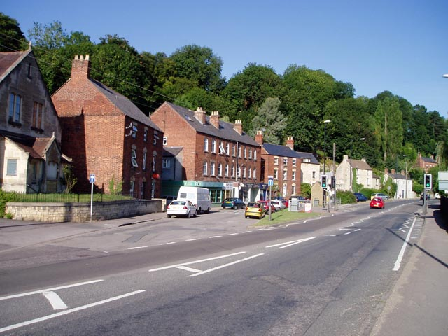 Brimscombe village shops