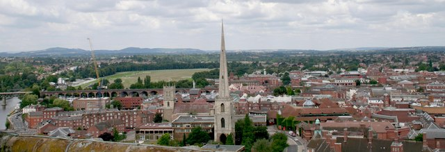 Glover's Needle, Deansway, Worcester