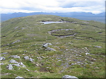 NN4263 : The end of the south ridge of Carn Dearg by Chris Wimbush