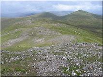 NN4266 : North east ridge of Carn Dearg by Chris Wimbush