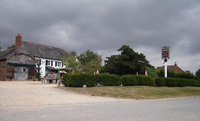 The Cross Keys Inn, Upper Chute