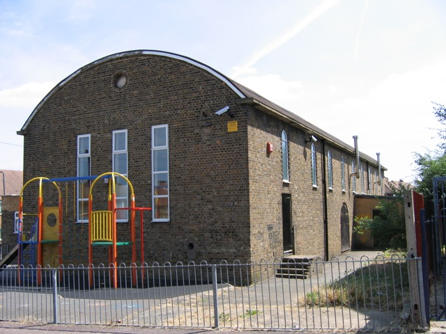 Horn Park Community Centre, Hengist Road