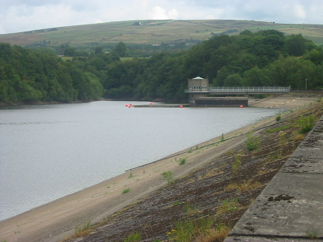 Tittesworth Dam