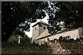 SO4110 : Tregare Church by Mike Hallett