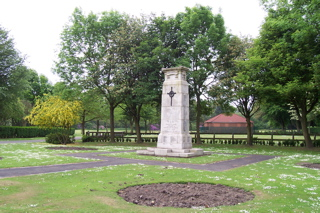 War Memorial, Annfield Plain