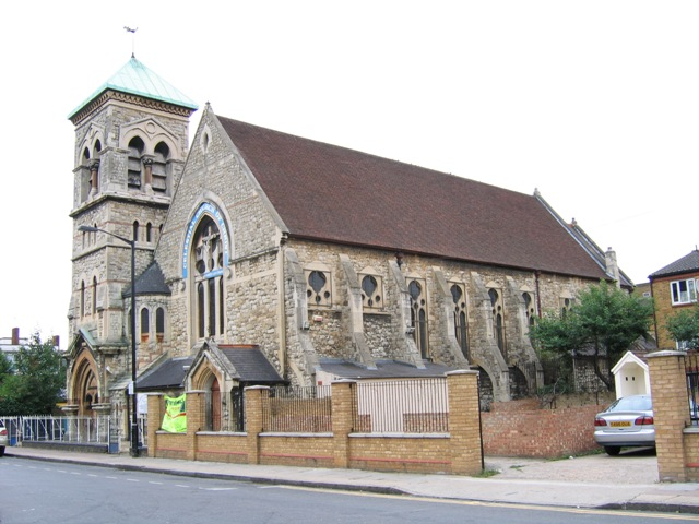 Celestial Church of Christ, Glengall Road