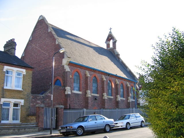 Cherubim and Seraphim church, Palmerston Crescent